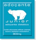 ADOCANTE DIETET SACHET 1000 X 8G JUNIOR